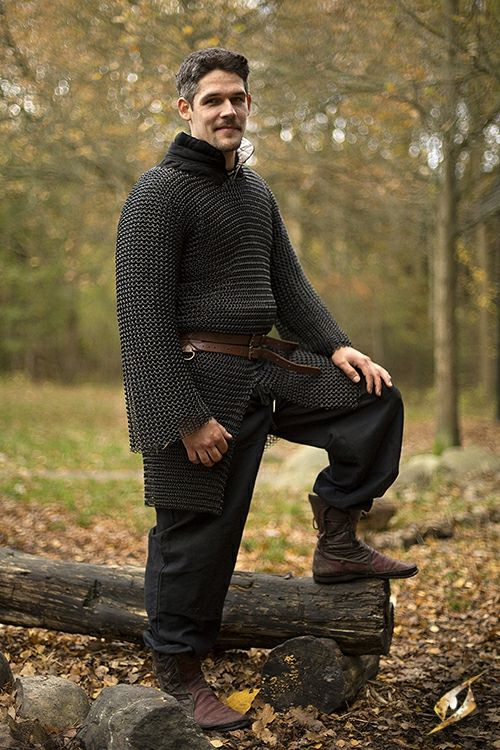 Larp Alaric Chainmail Thevikingstore Co Uk
